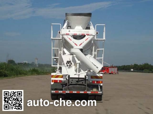 青专牌QDZ5316GJBZHT7H混凝土搅拌运输车