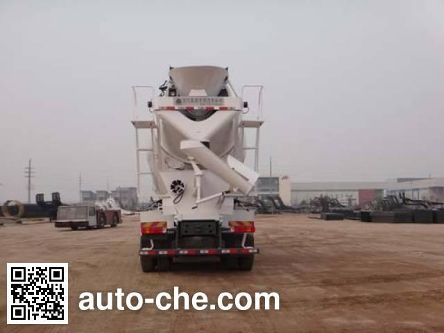青专牌QDZ5318GJBZH混凝土搅拌运输车