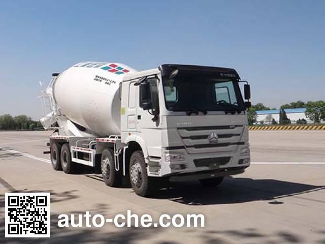青专牌QDZ5316GJBZH1混凝土搅拌运输车