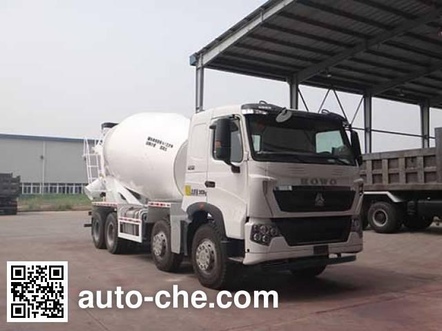 Qingzhuan QDZ5318GJBZHT7H concrete mixer truck