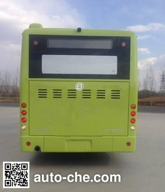 易圣达牌QF6100HEVNG混合动力城市客车