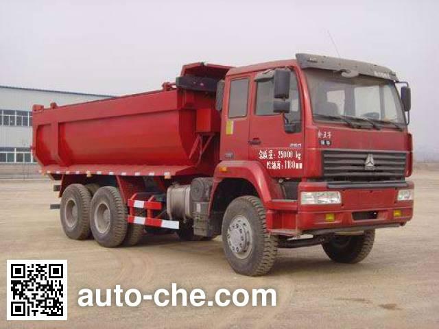 Wodate QHJ3251ZZ38 dump truck
