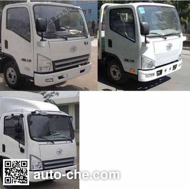 Wodate QHJ5080ZYS garbage compactor truck