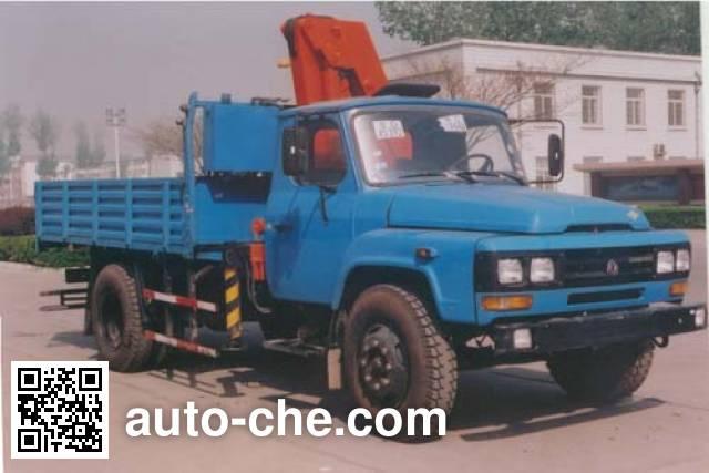 Wodate QHJ5090JSQ060 truck mounted loader crane