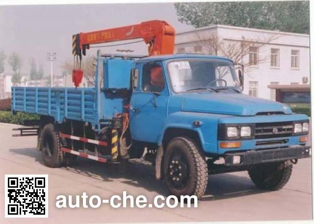 Wodate QHJ5090JSQ060SF1 truck mounted loader crane