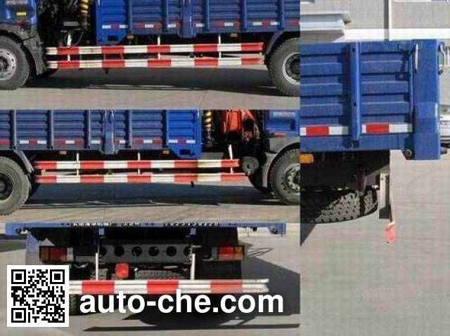 Wodate QHJ5150JJH weight testing truck