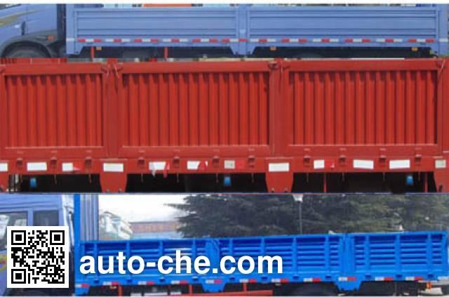 Wodate QHJ5258JSQ truck mounted loader crane
