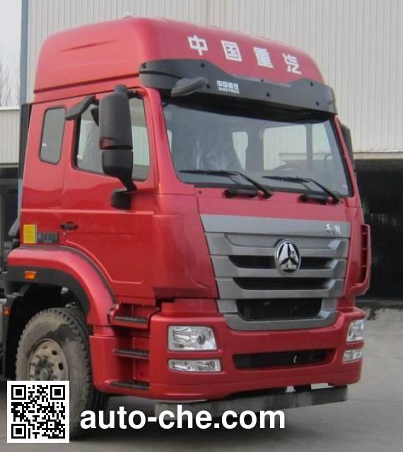Wodate QHJ5258ZXXN5 detachable body garbage truck