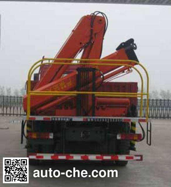Wodate QHJ5311JJHH weight testing truck