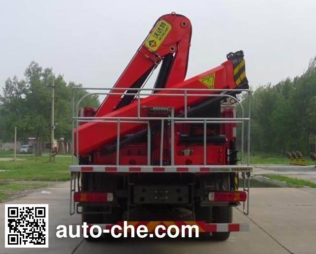 Wodate QHJ5312JJHH weight testing truck