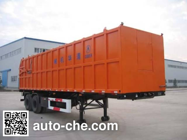 Wodate QHJ9280ZLJX garbage trailer