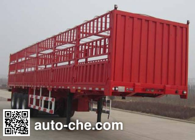 Wodate QHJ9390CCY stake trailer