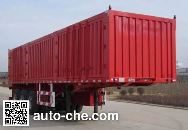 Wodate QHJ9400XXY box body van trailer
