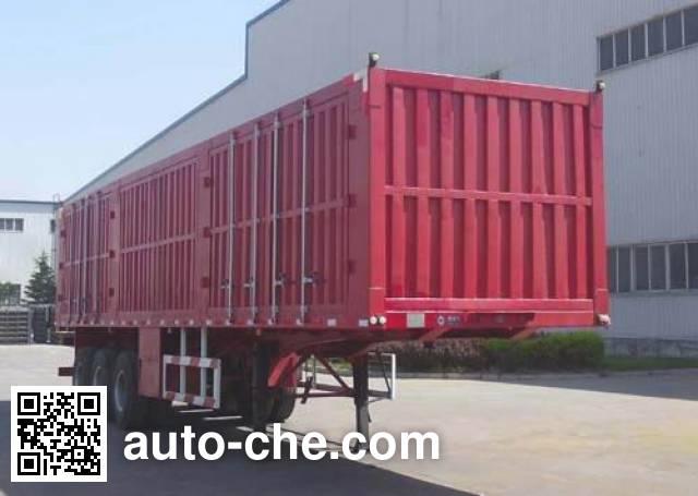 Wodate QHJ9401XXY box body van trailer