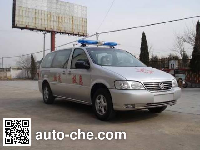 Jinma QJM5022XXJ blood plasma transport medical car