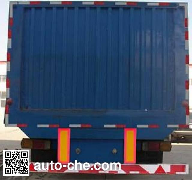 Jinma QJM9401XYK wing van trailer