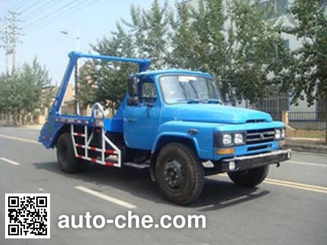 Jieshen QJS5090ZBS skip loader truck