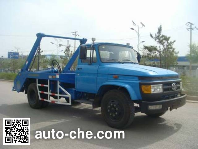 Jieshen QJS5092ZBS skip loader truck