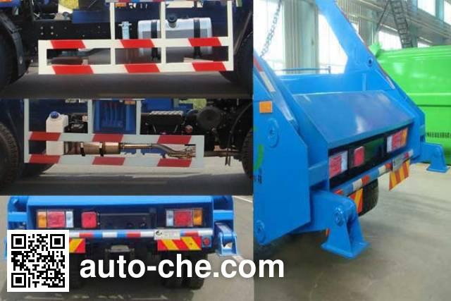 Jieshen QJS5123ZBS skip loader truck