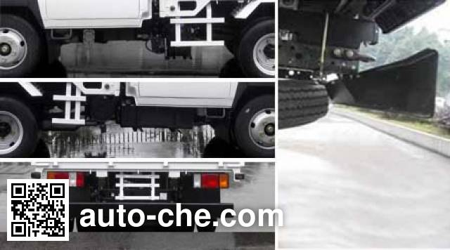 Isuzu QL1040A6FW cargo truck