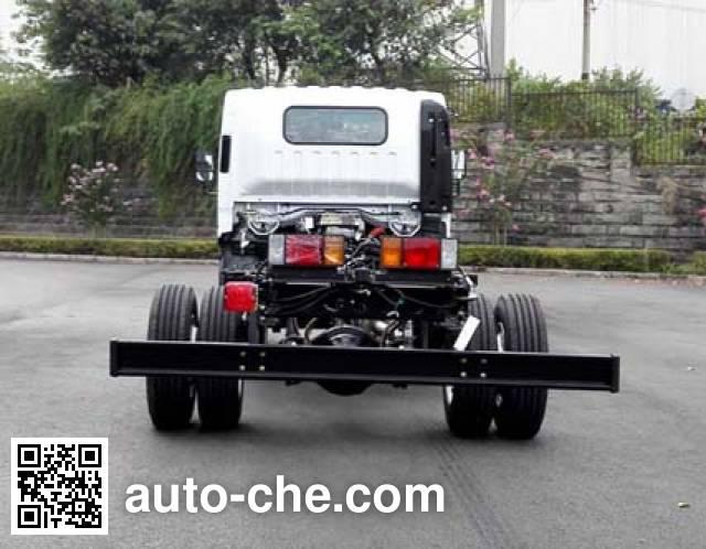 Isuzu QL1100A8LAY truck chassis
