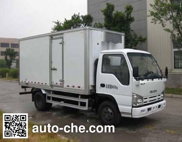 庆铃牌QL5040XLC3HARJ冷藏车