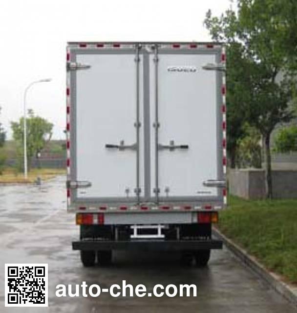 庆铃牌QL5070XLCA1HAJ冷藏车