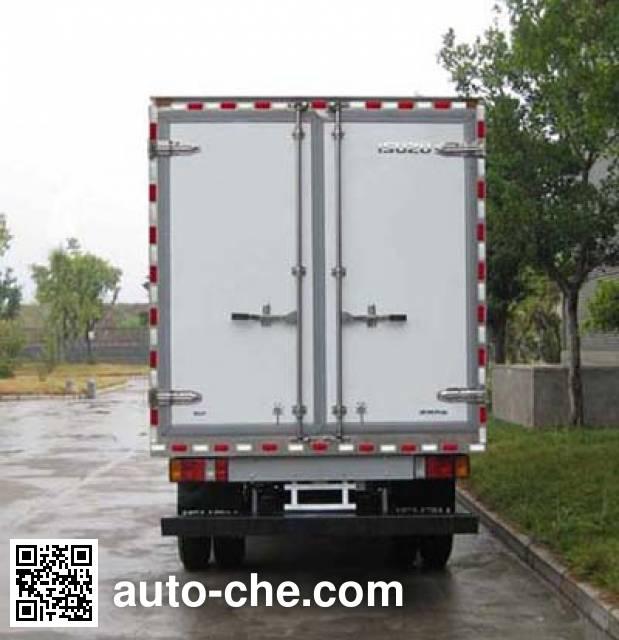 庆铃牌QL5040XLCA1HAJ冷藏车