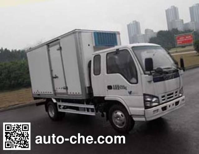 庆铃牌QL5040XLCA1HHJ冷藏车