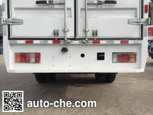 Qingling Isuzu QL5071XXYA1KAJ box van truck