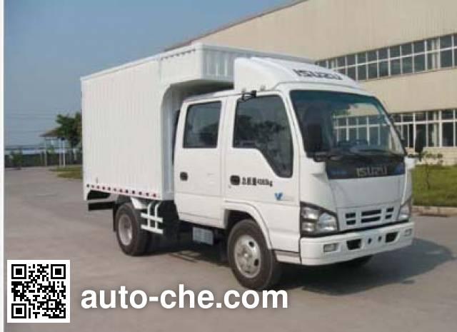 Isuzu QL5040XXYA1FW box van truck