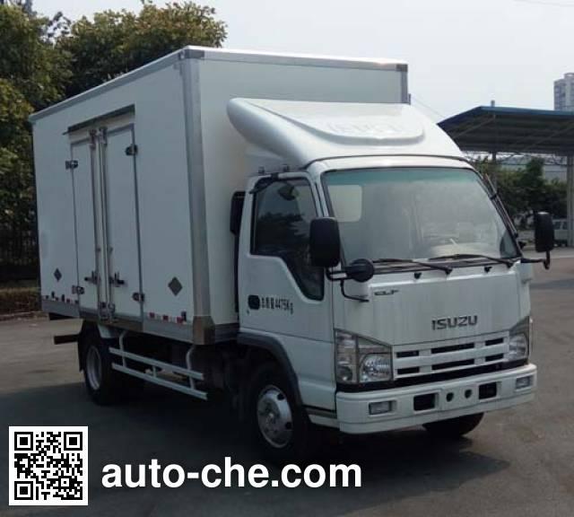 Qingling Isuzu QL5041XSHA6HAJ mobile shop