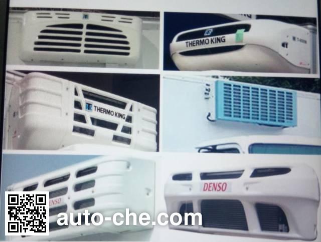 庆铃牌QL5070XLCA5KAJ冷藏车