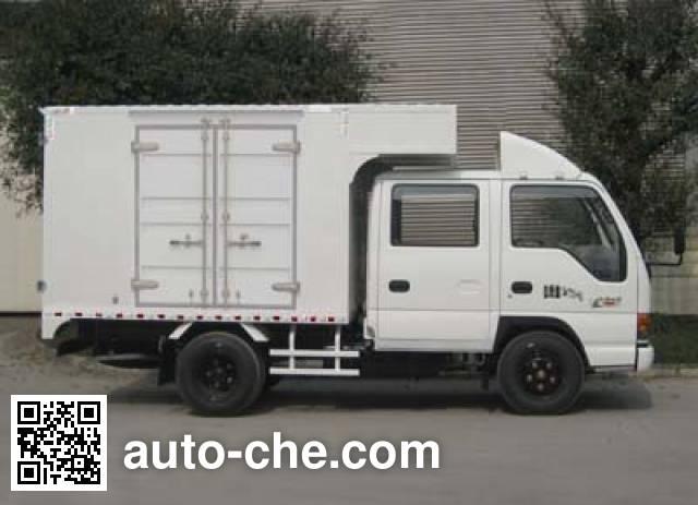 Qingling Isuzu QL5050X8HWRJ van truck