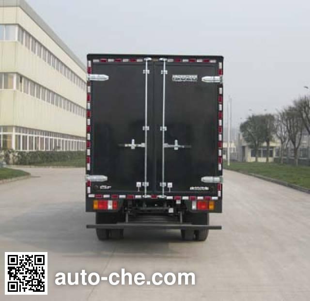 Qingling Isuzu QL5050XXY3HARJ box van truck