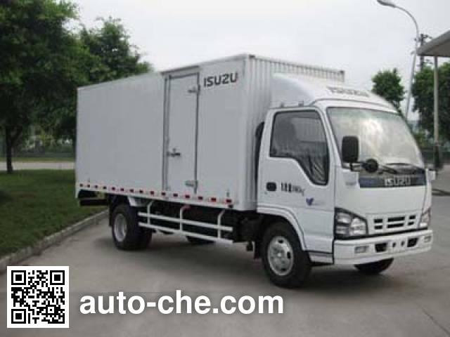Qingling Isuzu QL5070XHKAR2J van truck