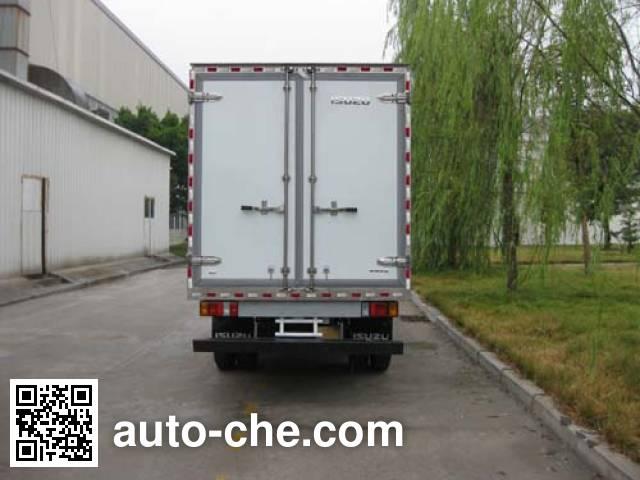 Isuzu QL5070XLCA1HA refrigerated truck