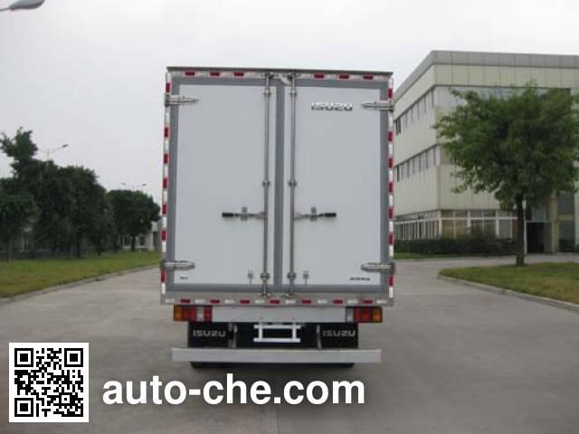 Qingling Isuzu QL5070XLCA1KAJ refrigerated truck