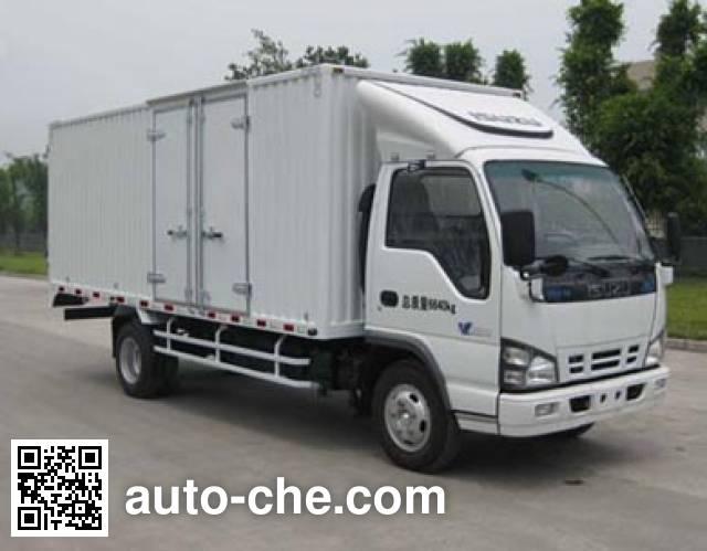 Isuzu QL5070XXYA1KA1 box van truck