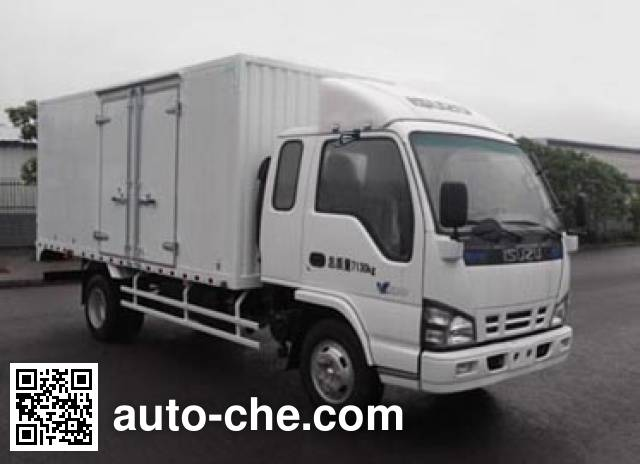 Qingling Isuzu QL5070XXYA1KHJ box van truck