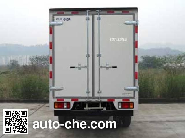 Qingling Isuzu QL5071XXYA5KAJ box van truck