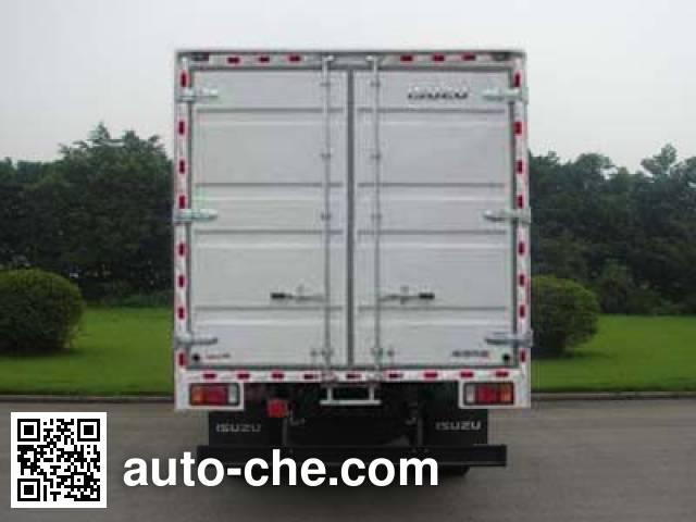 Qingling Isuzu QL5080XTKAR1J van truck