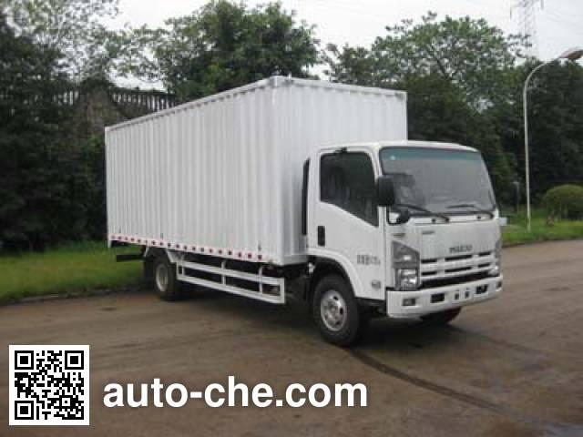 Qingling Isuzu QL5080XZLARZJ van truck