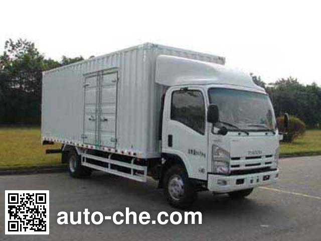 Qingling Isuzu QL5080XZMARZJ van truck