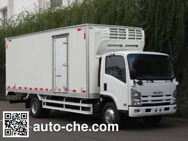 庆铃牌QL5090XLCTMARJ冷藏车
