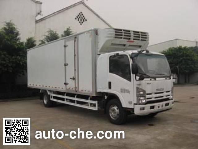 Qingling Isuzu QL5100XLC9PFRJ refrigerated truck