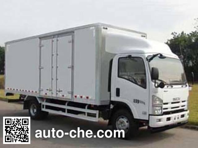 Qingling Isuzu QL5100XXY9MARJ box van truck