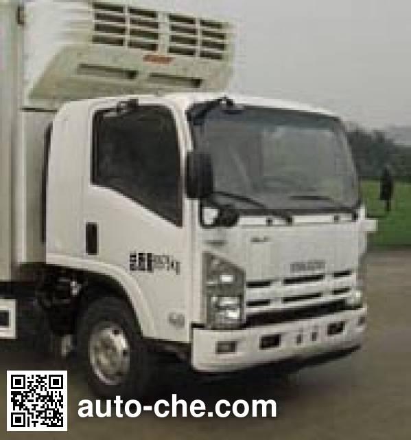 庆铃牌QL5101XLC9PARJ冷藏车