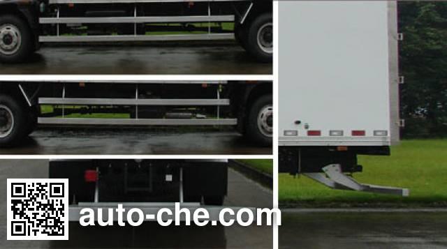 Qingling Isuzu QL5140XLC9NFRJ refrigerated truck