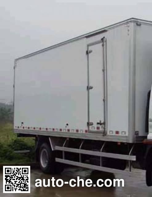 Qingling Isuzu QL5160XLCAQFRJ refrigerated truck